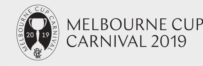 Melbourne Cup 2019 logo