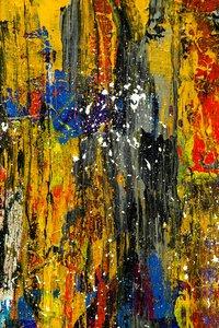 Malerei der zeitgenössischen Kunst